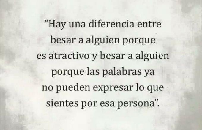 Hay una diferencia
