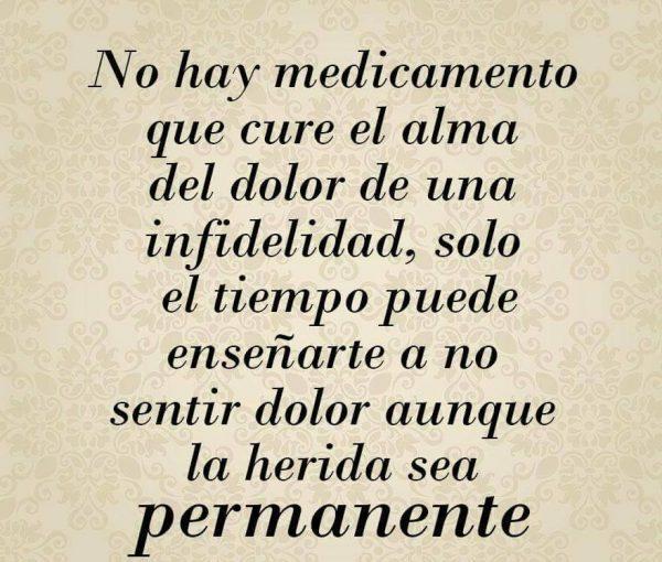 No hay medicamento