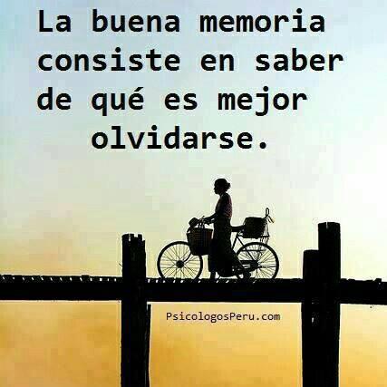 La buena memoria