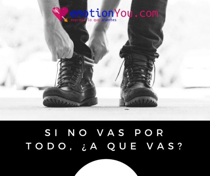 Si no vas