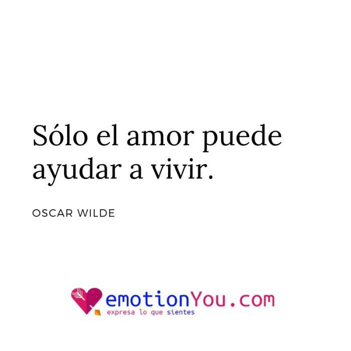 Sólo el amor