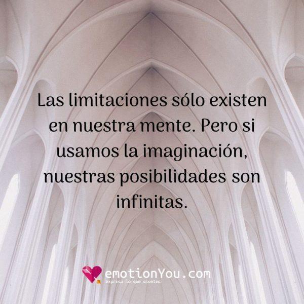 Las limitaciones