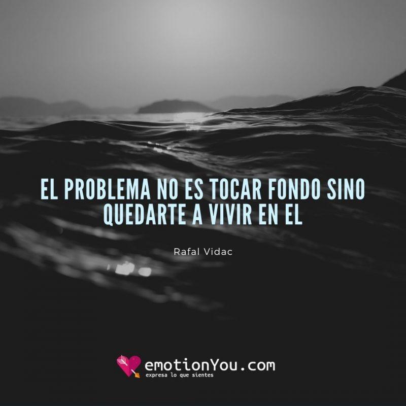El problema no es