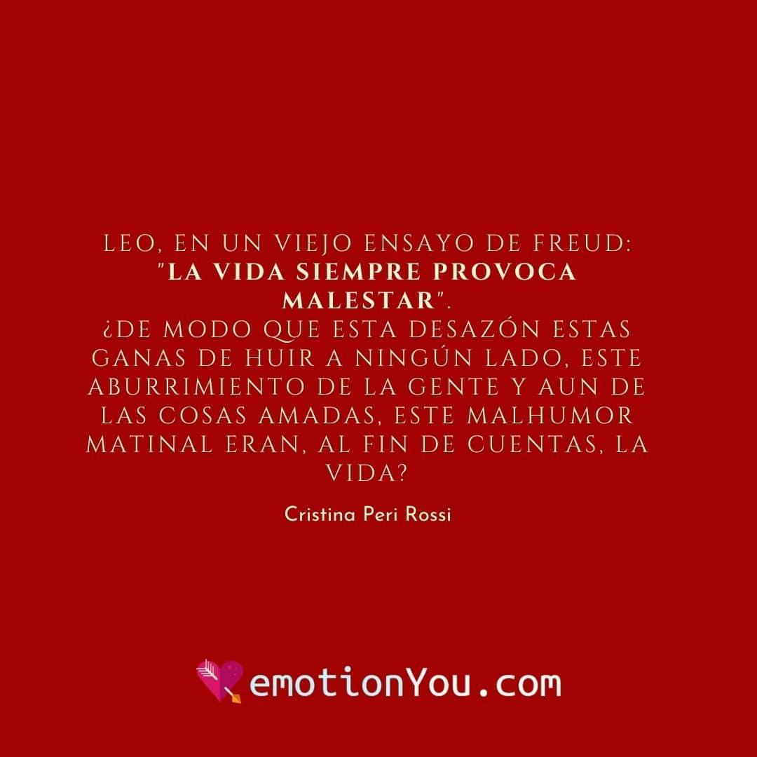 Leo, en un viejo ensayo de Freud