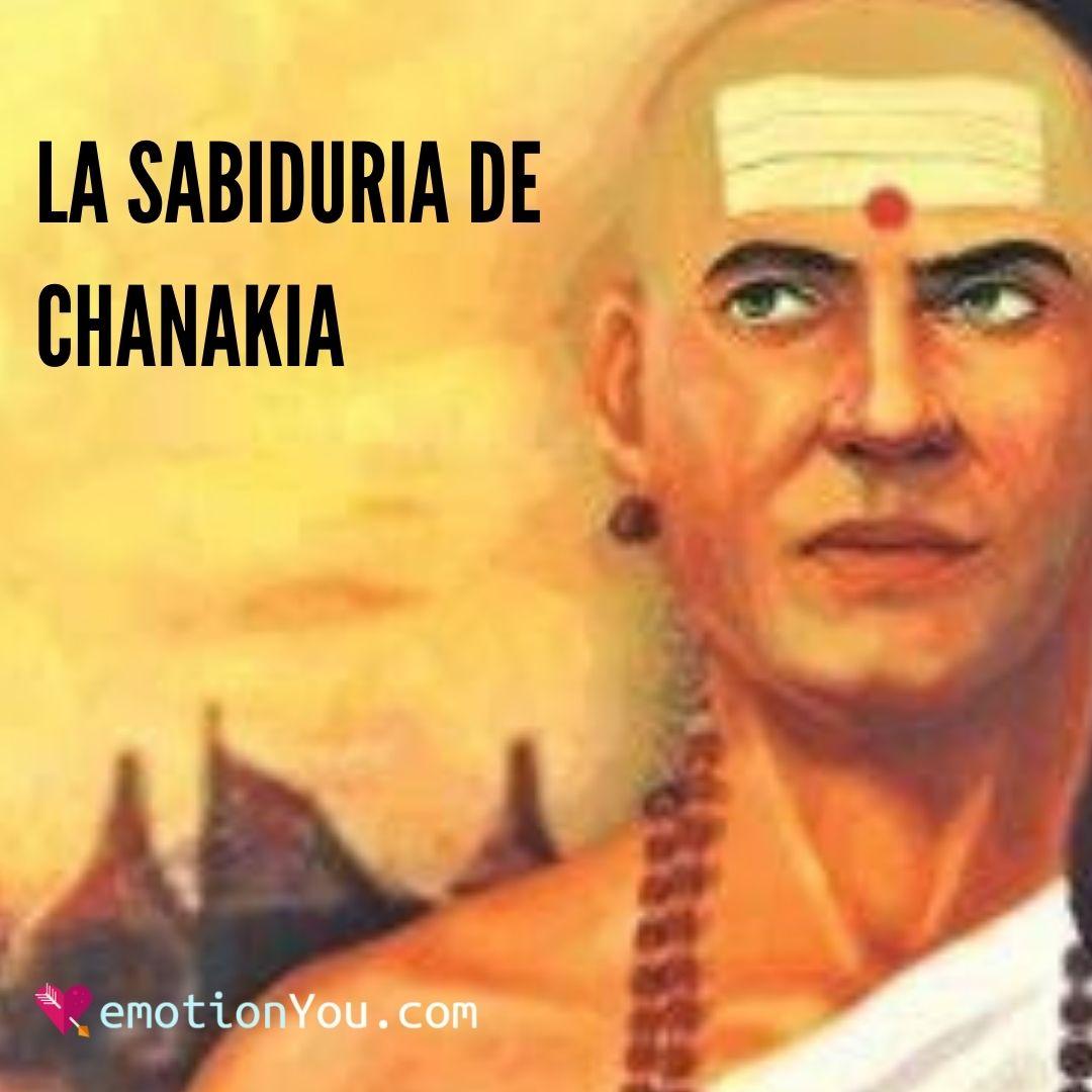 La sabiduría de Chanakia